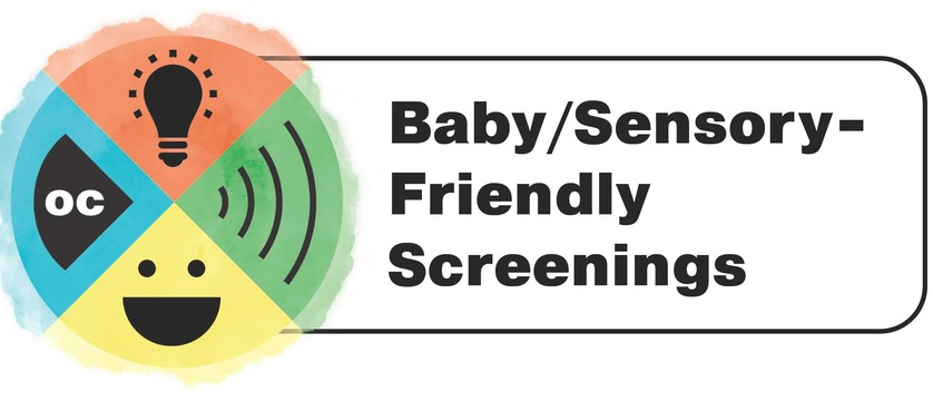 baby sensory friendly screenings
