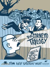 Cornetto Trilogy Gregory
