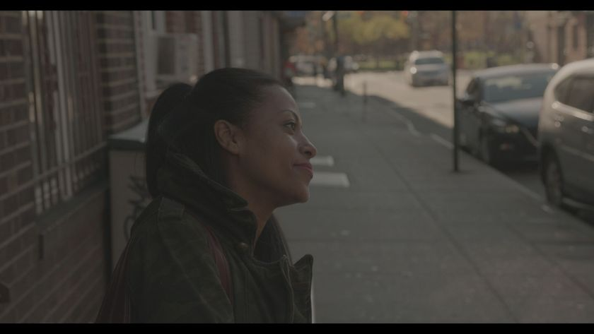 Gabby Girma as Vicky in I Want More I Want Less
