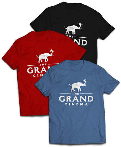 grand logo tshirt