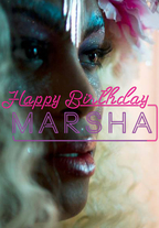 Happy Birthday, Marsha!