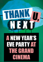 Thank U, Next: A New Year's Eve Party