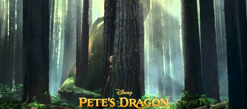 Petes dragon stil