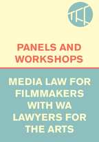 Media Law for Filmmakers with Washington Lawyers for the Arts