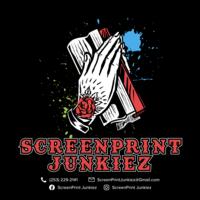 Screenprint Junkiez Logo