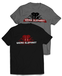 weird elephant ts
