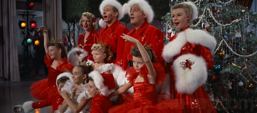 White Christmas still